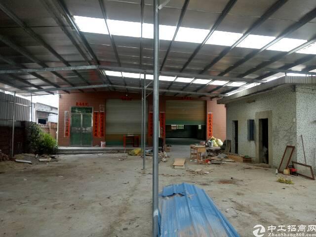 小独院钢构厂房