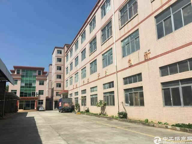平湖机菏高速出口旁带装修厂房1680平方米招租