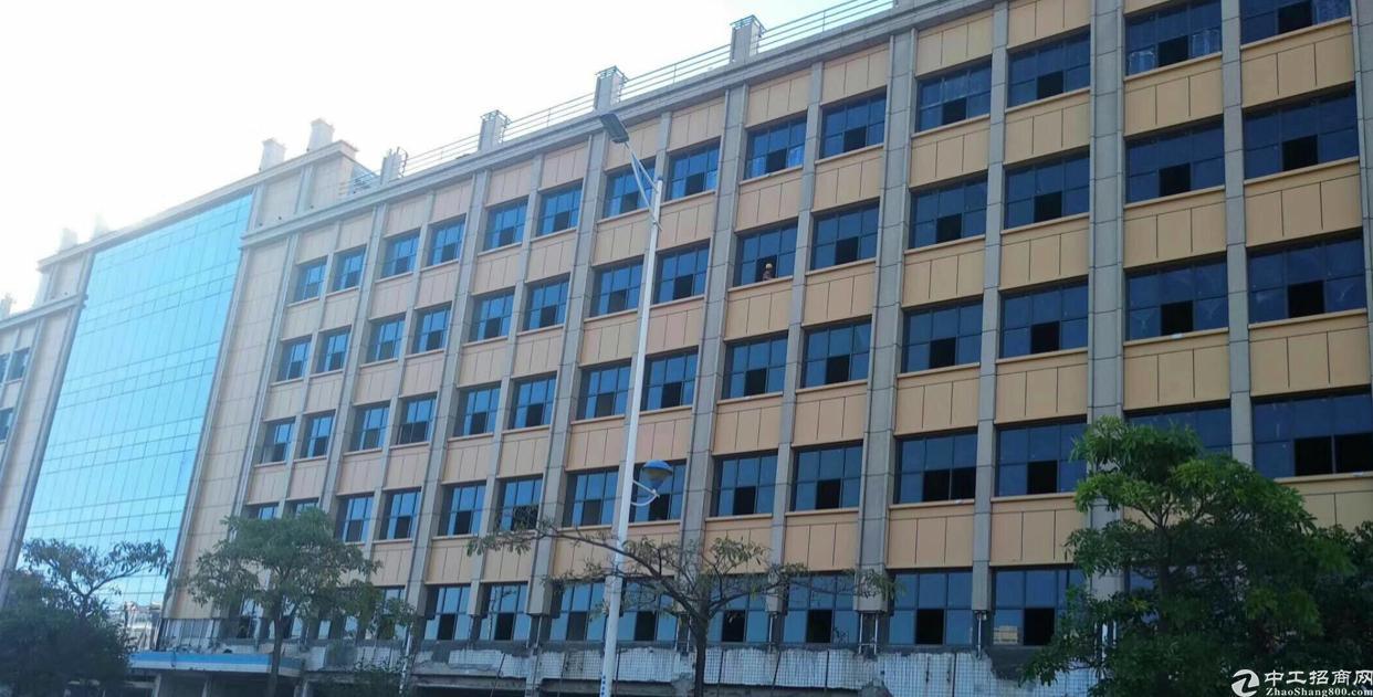 西乡固戍25000平米电商产业园招租