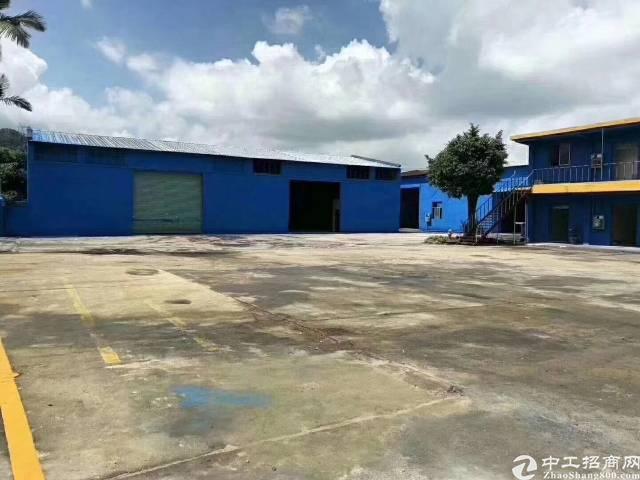 石排镇集体证厂房低价出售占地3200建筑2300平