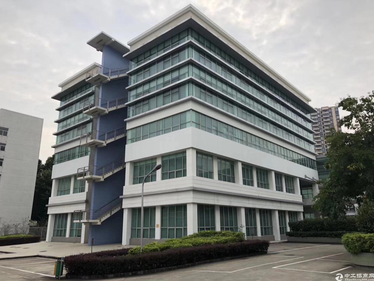 西乡红本独院厂房出租20000平米可分租