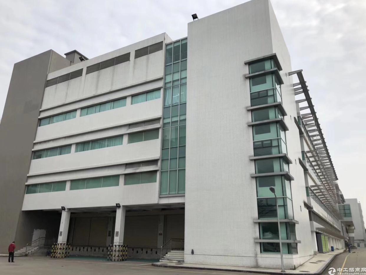 西乡固戍新出15000平米独院厂房招租