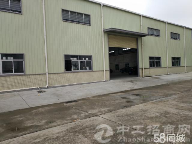 原CNC厂房2500平方招租搬机器即可生产