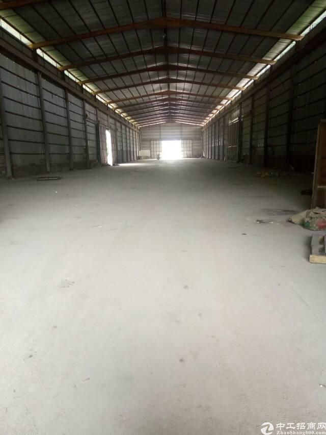 深圳宝安福永机场附近新出钢构3000平米,空地2500平米