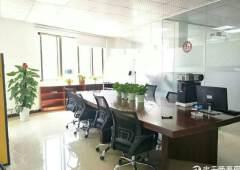 南城电商产业园1200平方精装写字楼招租