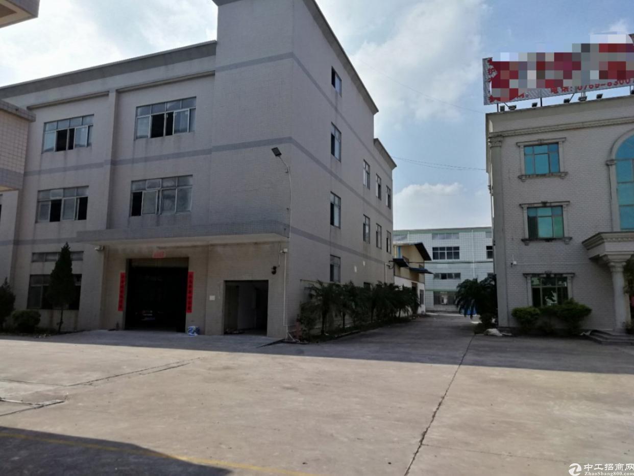 惠州陈江镇独门独院标准厂房