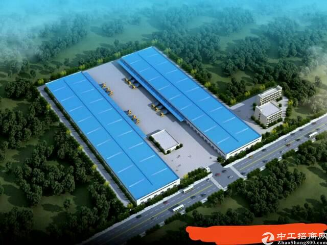 道滘新出台卸货平台,标准物流仓。空地超大可整可分租厂房。
