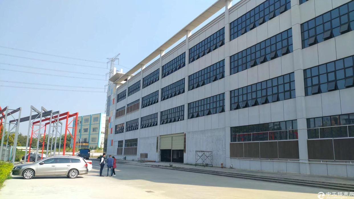 松岗高速路出口1-4层独院厂房