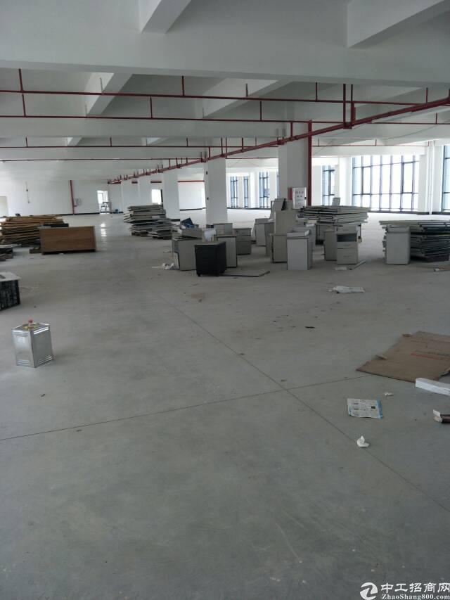 陈江花园式厂房玻璃外墙1500平方