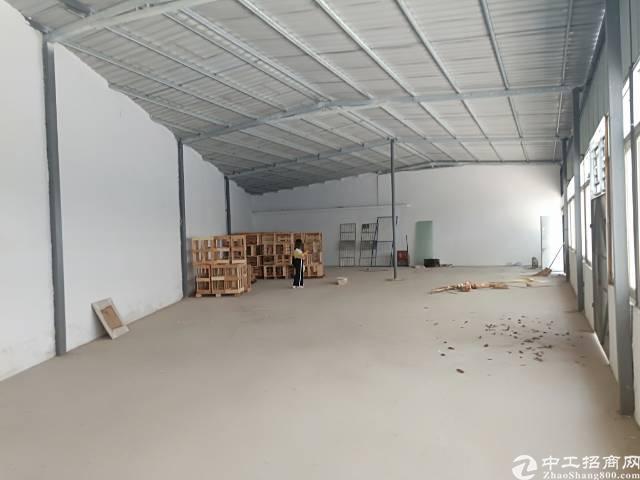平湖华南城旁一楼250平方标准厂房出租-图2