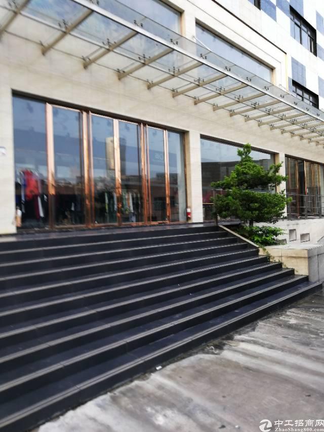 横岗地铁口附近新出独院高大上创意产业园一楼层高6米招租