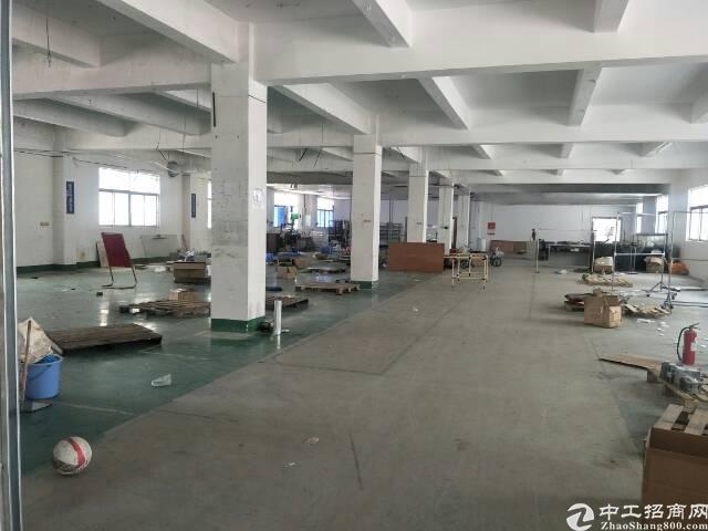 福永怀德独院一楼1200平米精装修厂房出租