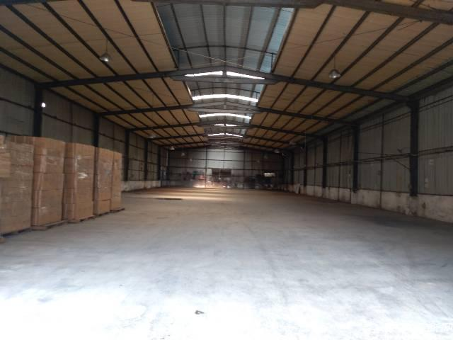 大岭山新出单一层钢构厂房1800平方米出租