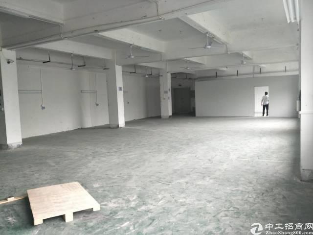西乡桃源居附近新出楼上700平厂房出租