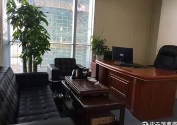 福永地铁口配家私办公室落地窗出租图片1