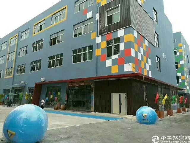 宝安石岩新出带精装办公室厂房680平