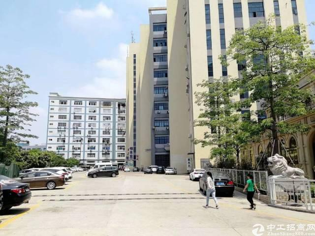福永工业区有一二楼豪华大气精装修厂房出租各1100平方