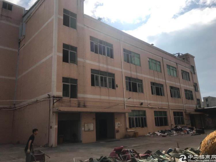 深圳平湖原房东独院厂房招租全新外观