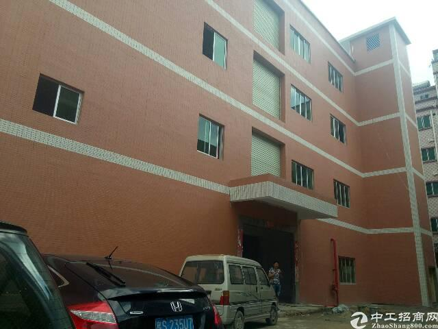 厂房转租东莞塘厦石鼓3楼1300平带装修免费转