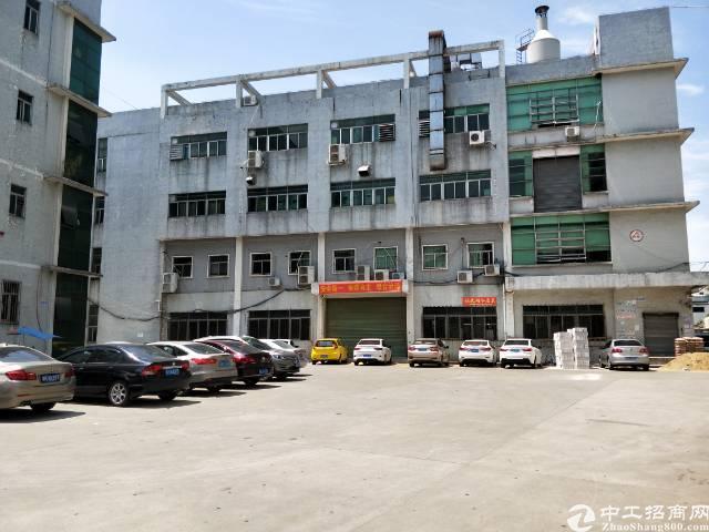 福永和平新出楼上整层2200平原房东实际面积厂房