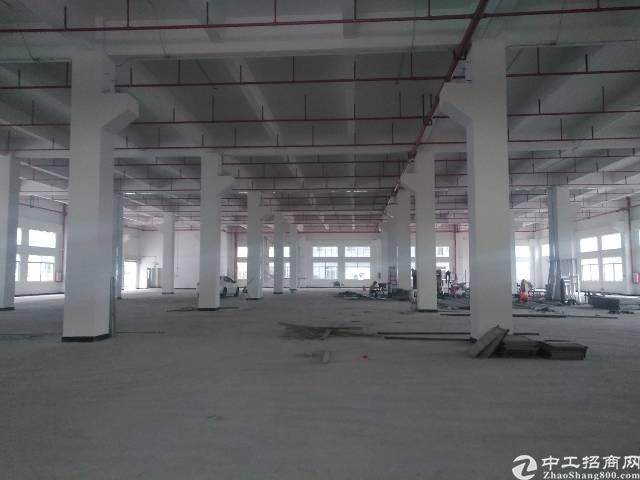 全新重工业厂房分租标准1~2楼7000平米