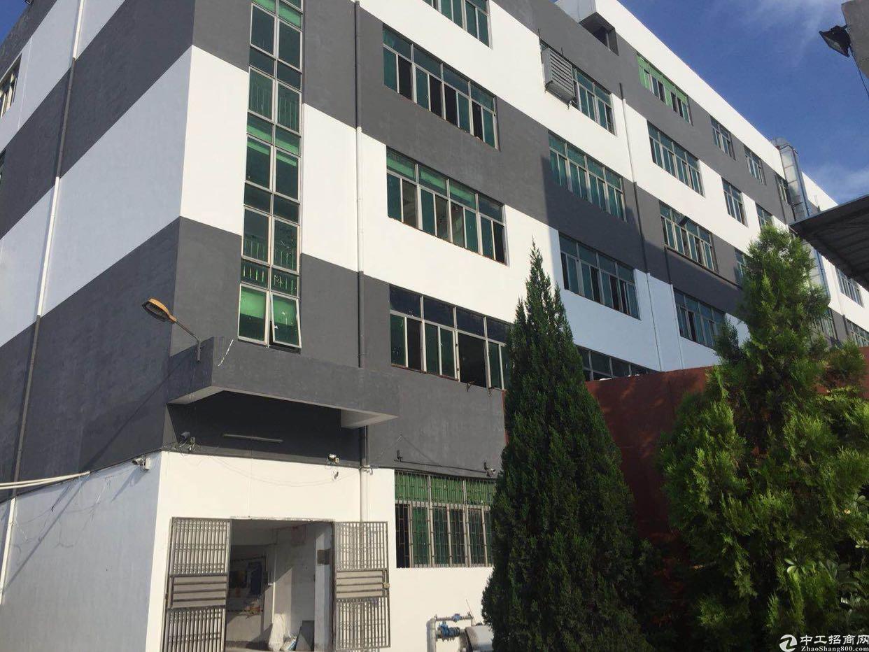 西乡鹤洲桃源居附近,整层1750平方米,租金26元月。