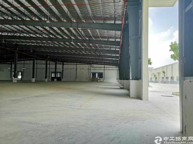 陈江镇 新出独门独院钢构厂房招租13750平方  独门独院