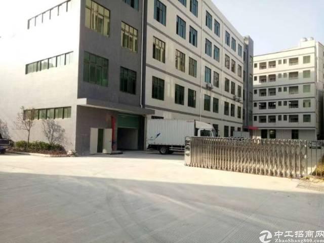 观澜大和路口附近原房东厂房2400平火热招租