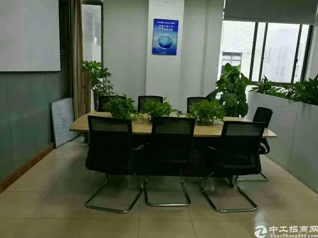 福永大洋田大型独院楼上1900㎡厂房出租-图3