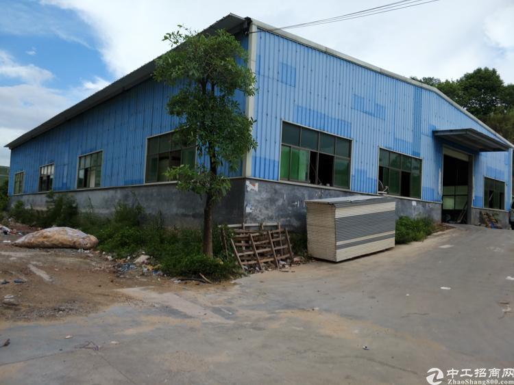 常平镇袁山贝村环城路边新出单一层1300平方独院