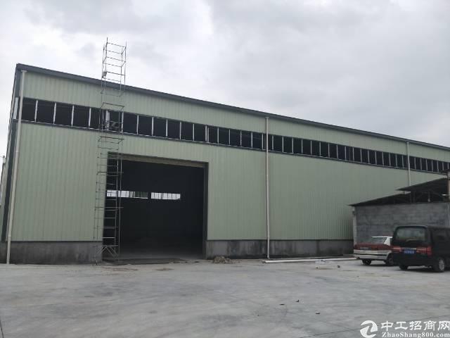 园州全新钢构,滴水8米,厂房2000,宿舍500,独门独院