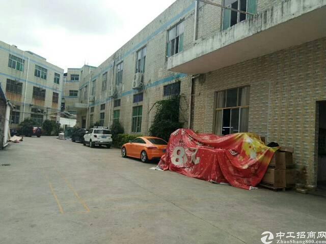 深圳光明新区周边标准厂房3600出售