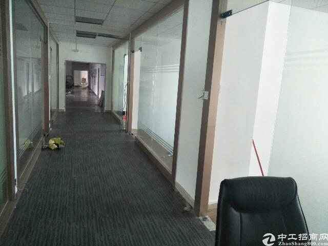 福永楼上1200平适合电子厂出租