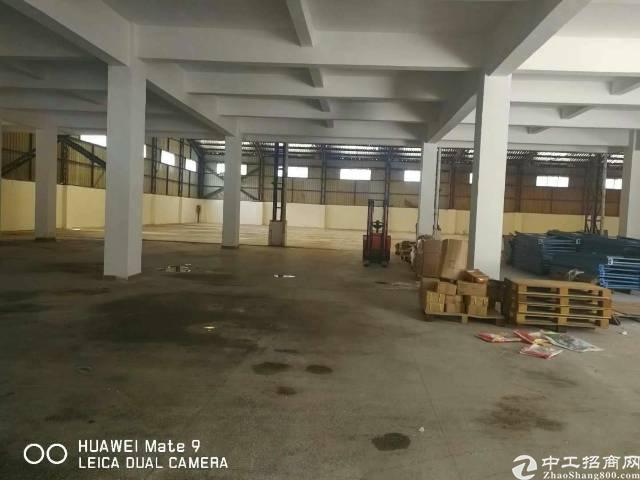 万江总站附近1栋4000平方仓库可分租可整租