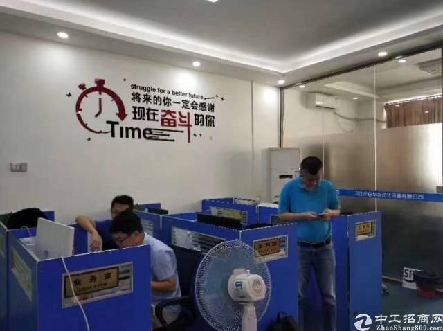 沙井东环路黄埔路楼上300平厂房出租