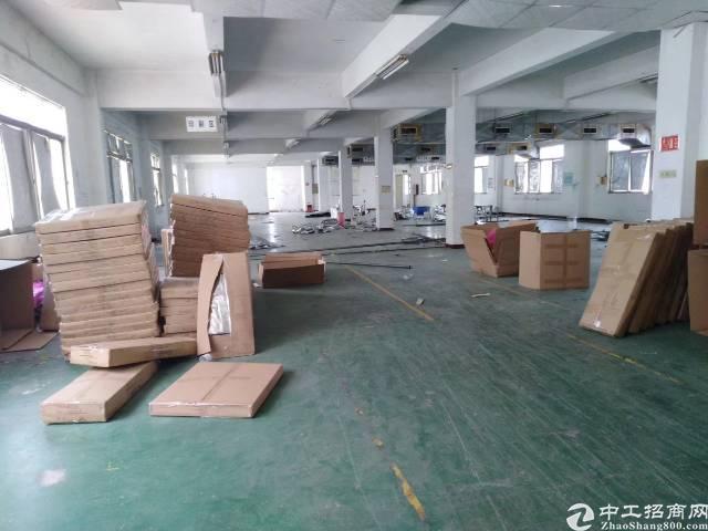 沙井镇黄埔新出2600平米独院厂房招租