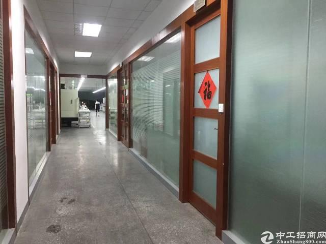 沙井西部工业区新出楼上整层2560 平米厂房出租-图5