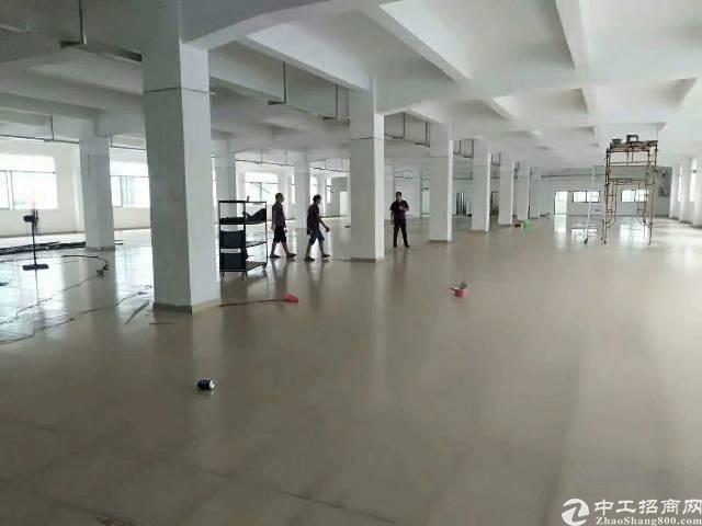 沙井黄埔楼上1600平米实际面积厂房出租-图2