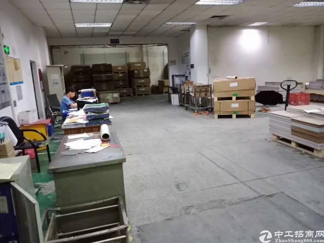 沙井新桥芙蓉工业区二楼正常1500平米长方招租-图3