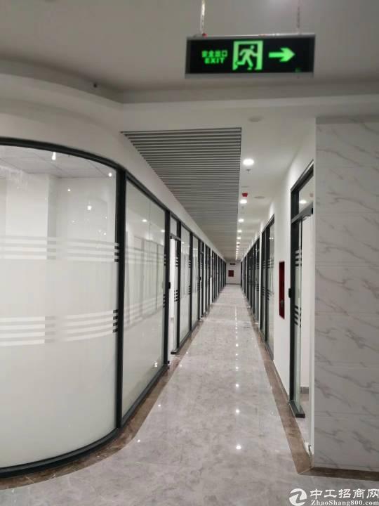 宝安固戍地铁口800平米独院办公写字楼出租
