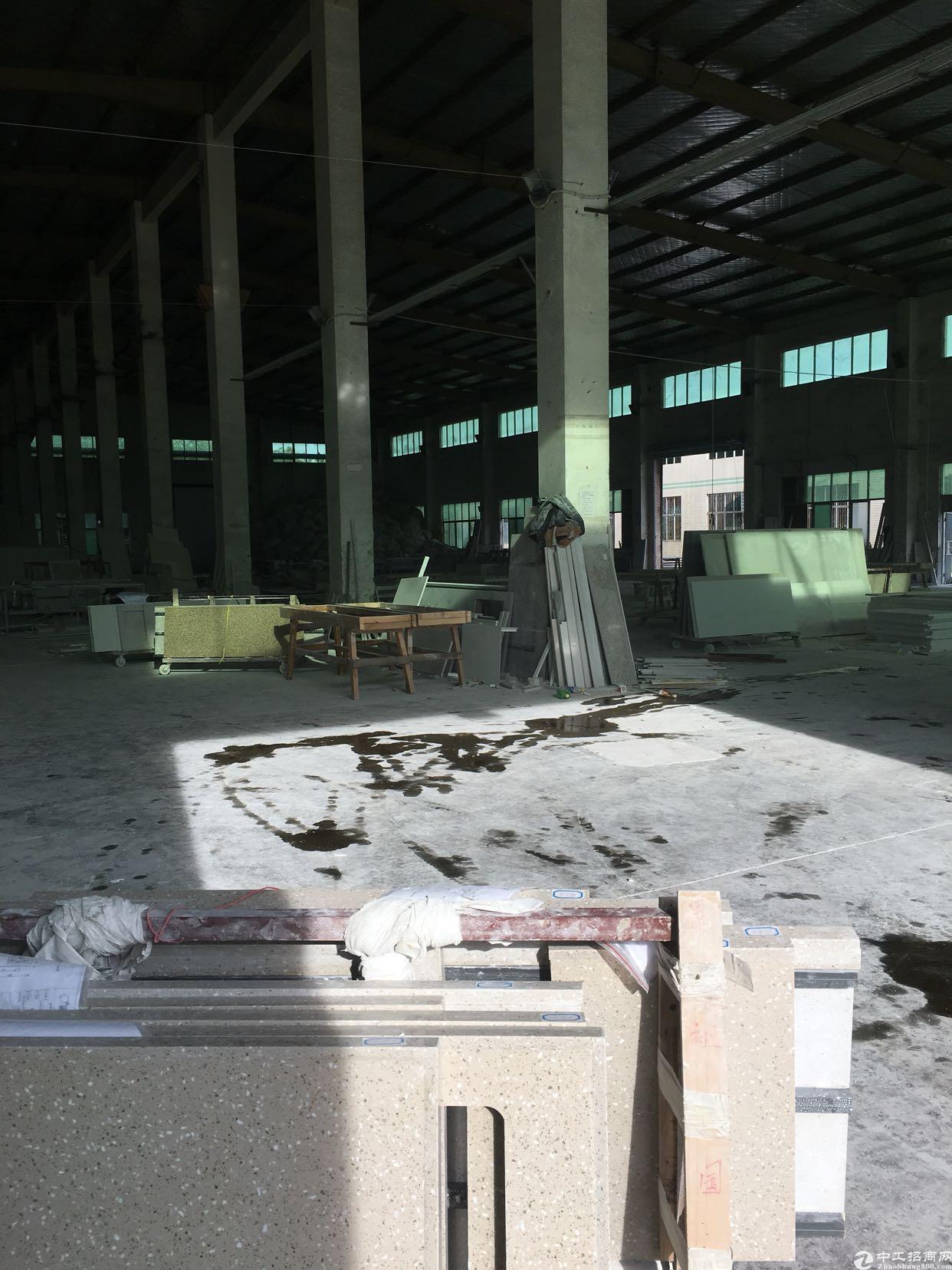 惠州潼侨镇原房东独栋钢结构厂房