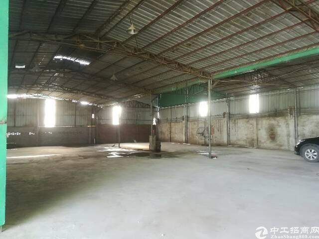 罗阳新出钢结构厂房出租1500平,可做喷油