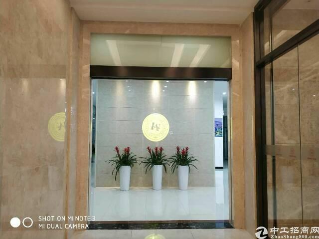 龙华文化广场甲级写字楼精装!