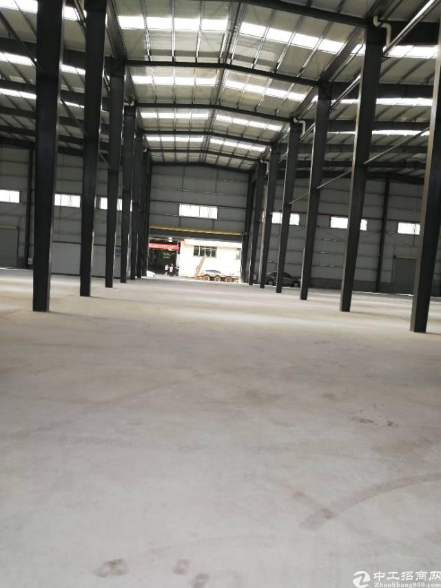 九乡工业园区1500平全新钢构厂房出租