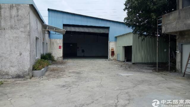 广州市新塘新出原房东独门独院厂房出租了