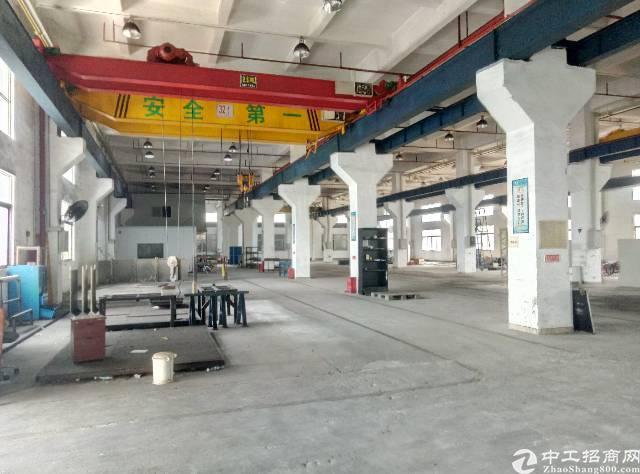 东城重工业厂房出租一楼