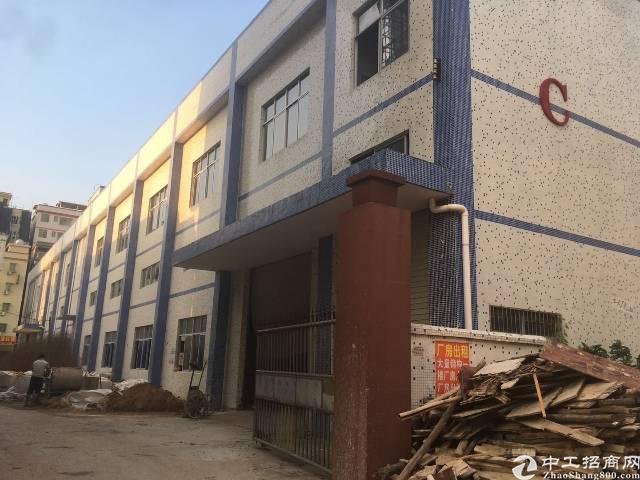 惠阳秋长一楼7米高5000平方招租
