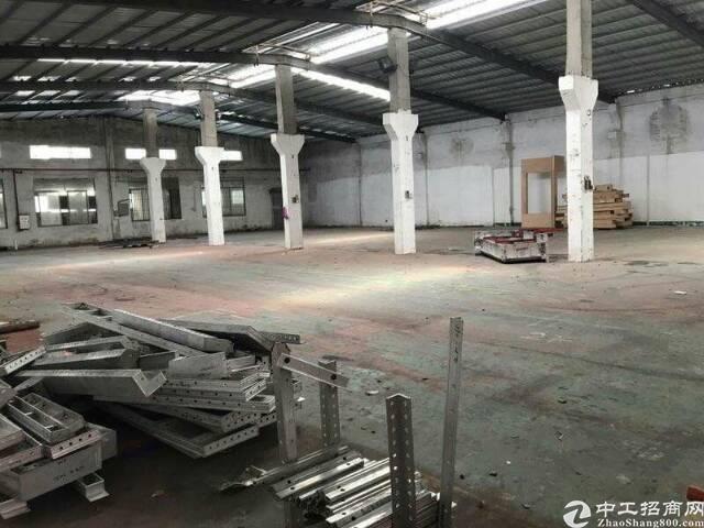 仲恺高新区惠环新空出原房东钢构厂房1300平