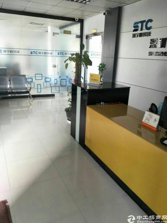 观澜福民新出楼上700平方带现成装修仅租18元