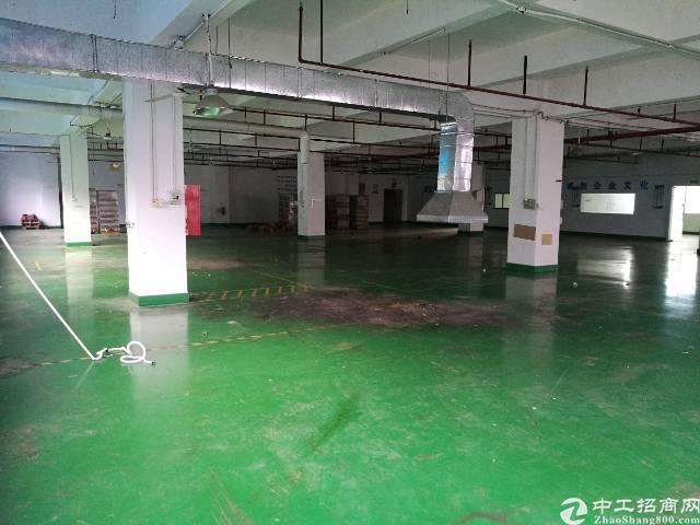 西乡宝田工业园楼上986平米出租-图5